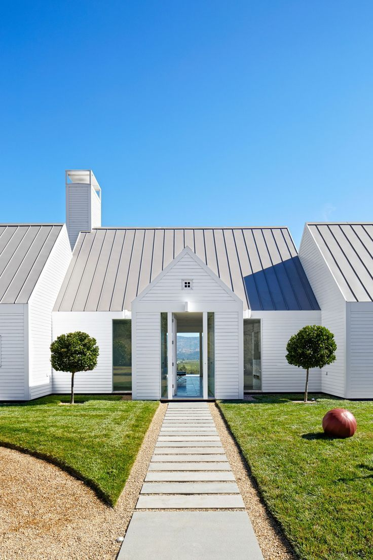 Architecture Interesting Exterior Home Design With: 17 Best Ideas About Contemporary Farmhouse Exterior On