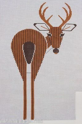 Charley Harper Key Deer - $91 Key Deer are only found in the Florida Keys especially in Key West. They are very small deer about 20% the size of a regular white tailed deer.