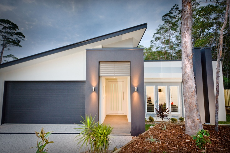 Tranquillity among the gum trees in this beautiful Noosa home.  For more winning million dollar home ideas visit:  http://www.materprizehome.com.au/main-prize-homes/