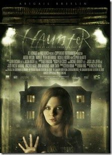 Haunter Film available now VOD http://asouthernlifeinscandaloustimes.blogspot.com/2013/10/paranormal-horror-haunter-now-available.html