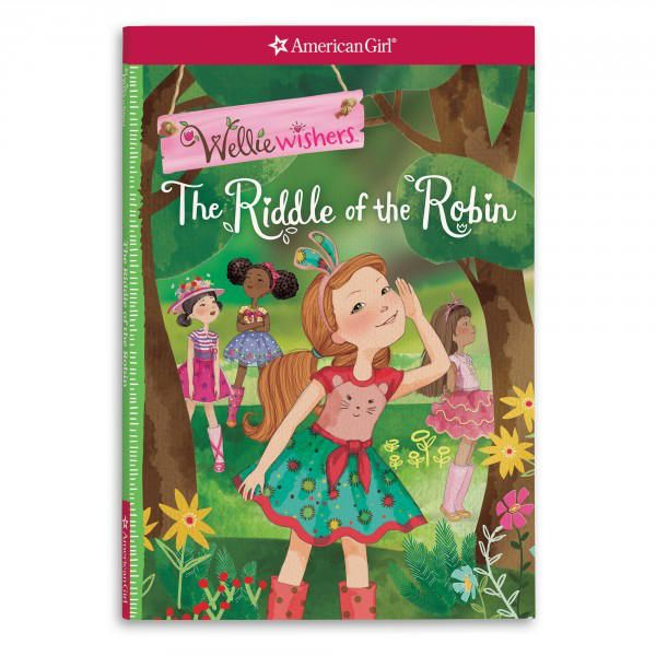 Wellie Wishers Books! | American Girl Doll News | ALL AG NEWS