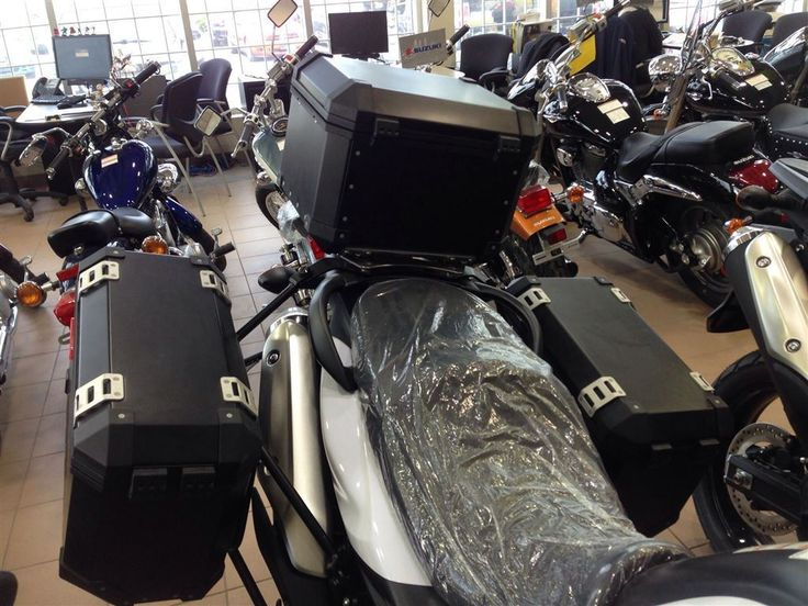 New 2014 SUZUKI V-Strom 650 EXPEDITION For Sale | Newmarket ON