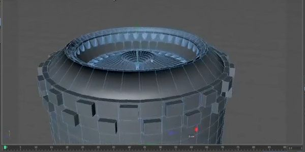 Cinema 4D Basic Modelling Tutorial