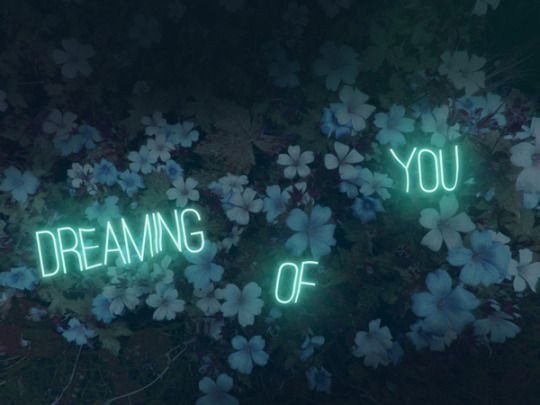Haha sì. I'm dreaming all the time. But please.. not about you