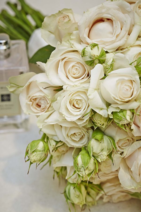 Jo Malone London | A Scented Wedding #Fragrance #Bridal #Bouquet