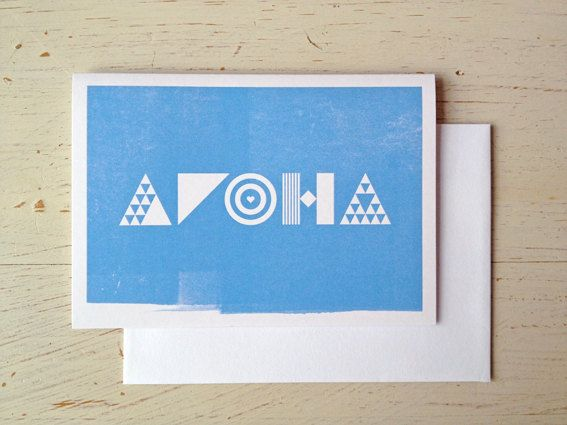 In New Zealand Aroha means 'Love' in the Maori language.