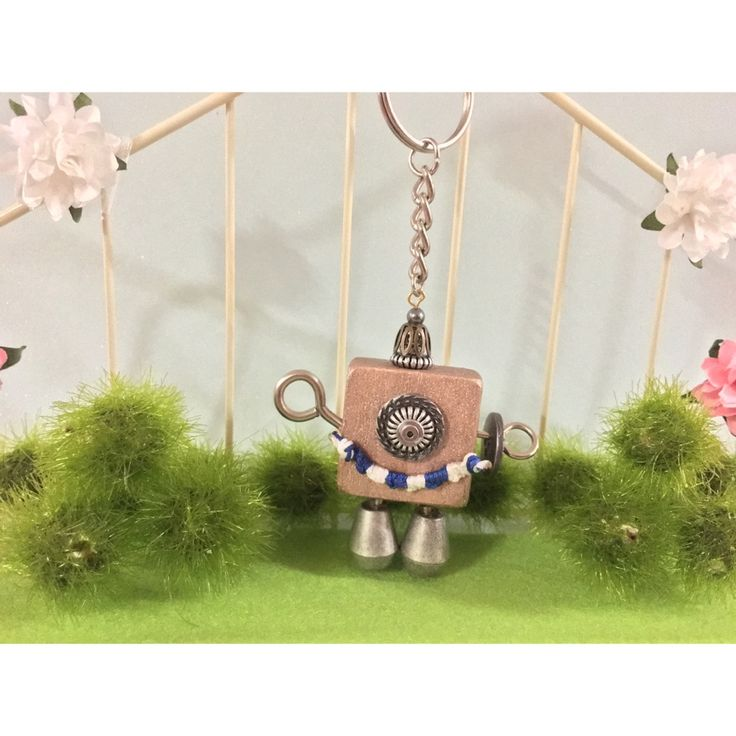Check out Eyed Robot Keychain for $9.90. Get it on Shopee now! http://shopee.sg/piggcess/6723896 #ShopeeSG