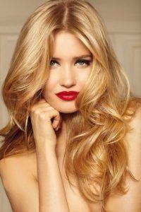Honigblond Farbige Haar Frisuren | Trend Haare