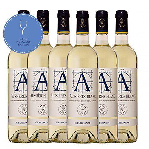 Club Français Du Vin – Aussieres Renaissance Chardonnay 2014; Pays D'Oc, Vin Blanc Vendu Par 6 Bouteilles.: Un Chardonnay du Sud d'une…