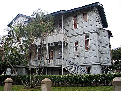 Casa de ferro