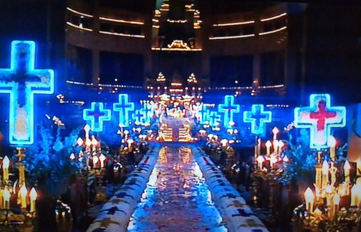 Silver Screen Interiors: Romeo + Juliet