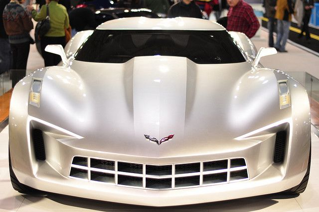 Cool Stuff We Like Here @ CoolPile.com ------- << Original Comment >> ------- A Corvette like no other