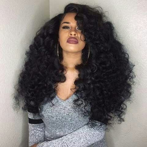 Sensational 1000 Ideas About Big Curly Hair On Pinterest Curly Hair Hairstyles For Men Maxibearus