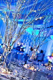 Resultado de imagen para blue wedding decorations