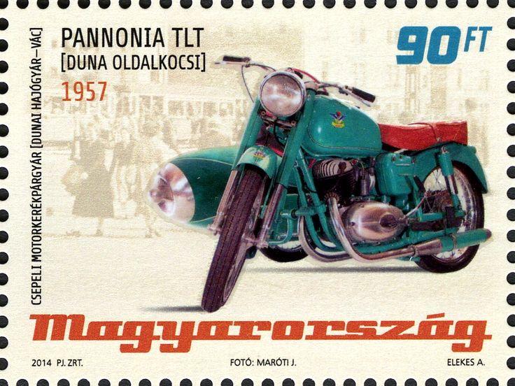 Pannonia TLT 1957