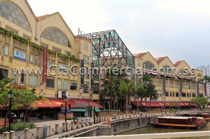 Riverside Point is a 4-storey office development with ancillary retail and F&B establishments on level 1. It was built in 2001.