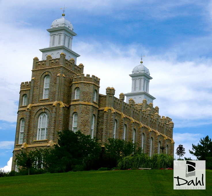 """Logan LDS Temple  - MormonFavorites.com  """"I cannot believe how many LDS resources I found... It's about time someone thought of this!""""   - MormonFavorites.com"""
