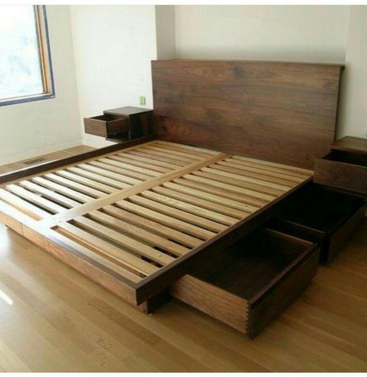 Ber ideen zu holzbett selber bauen auf pinterest holzbett selber bauen und stapelbett - Stapelbett selber bauen ...
