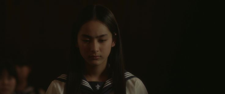 Yuna Taira in the film 'Kami no Tsuki' ('Pale Moon') (2014)