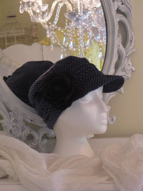 Clearance sale on Lovely ladies Hat in by BrambleWoodANDivy