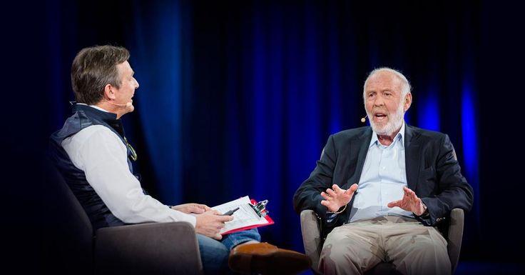 Jim Simons foi um matemático e criptógrafo que percebeu que a matemática complexa que usava para decifrar códigos podia ajudar a explicar padrões no mundo das finanças. Depois de ganhar milhares de milhões, trabalha para apoiar a próxima geração de professores e alunos de matemática. Chris Anderson, da TED, conversa com Simons sobre a sua extraordinária vida de números.