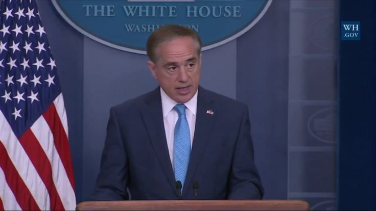 WATCH: Briefing with Secretary of Veterans Affairs David Shulkin 5/31/2017