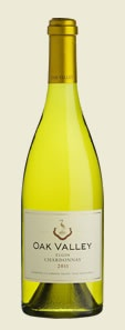 Oak Valley Chardonnay - elegant example!