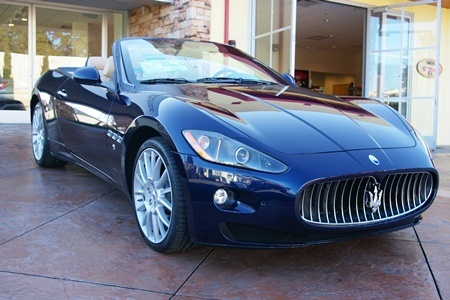2012 Maserati @ Maserati Silicon Vally