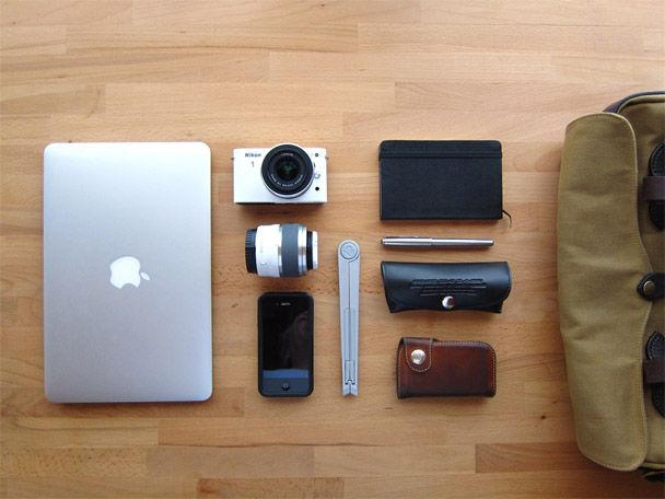 Examples of Knolling for Designers | favbulous