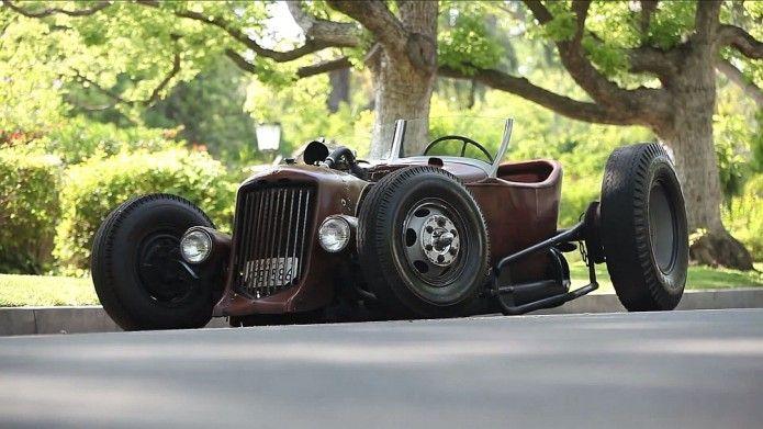 Henry Kessler's 31 Ford