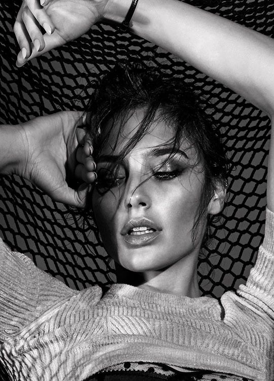 Gal Gadot Source — Gal Gadot photographed by Chris Colls for...