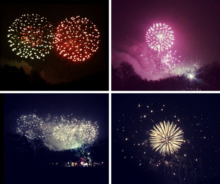 Fireworks in the Park | ... short video of the Battersea Park Fireworks with Fireman Sam here