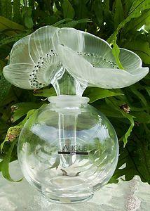 Perfume Bottle - René Jules Lalique
