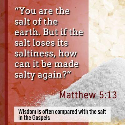 Salt and Wisdom