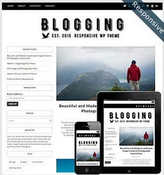 WordPress hosting. Your site up and running easy