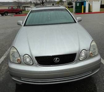 Used 1998 Lexus GS 400 For Sale – $6,200 At Mobile, AL Contact:251-223-9001 Car Id:57832