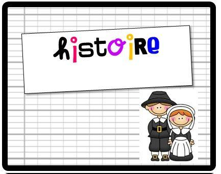 Histoire cycle 3 - La classe de Mallory