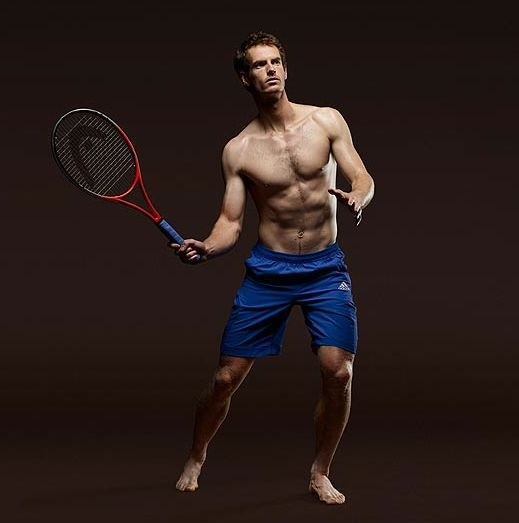 Andy Murray or if you prefer AAANNNNNDDDDDDDYYYYYYYYYYYYYYYyyyyyyyyyy Wouah !!!