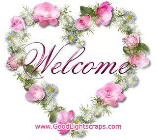 Welcome Back Graphics, Pictures, Scraps 4 Orkut, Myspace, Facebook