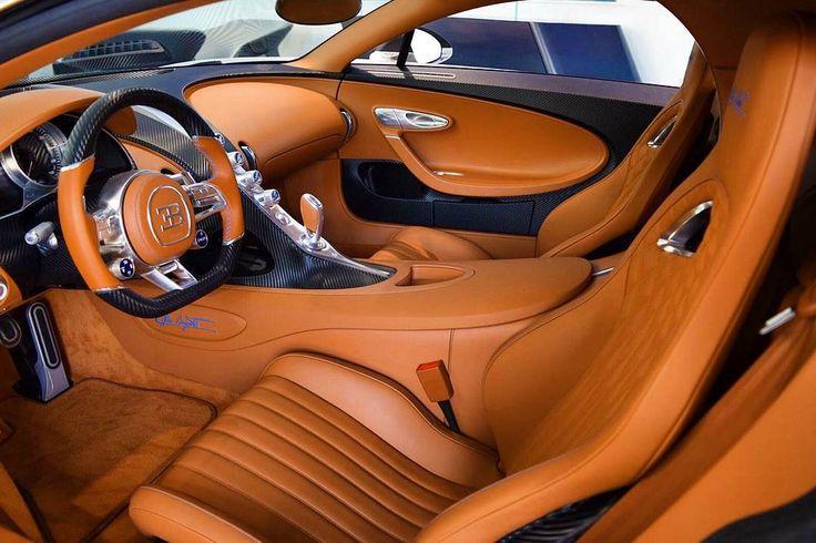 bugatti chiron interior black and light brown tan camel almost orange auto addiction. Black Bedroom Furniture Sets. Home Design Ideas
