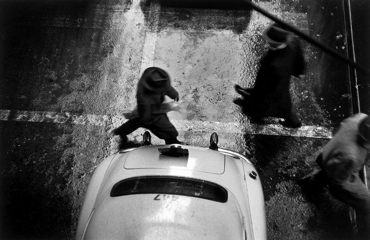 New York City, 1955. © Werner Bischof / Magnum Photos