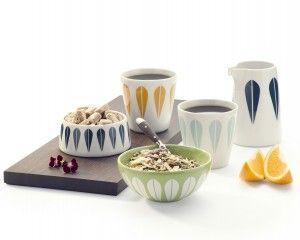 Breakfast is set #ceramics #lotusleaf #iconic