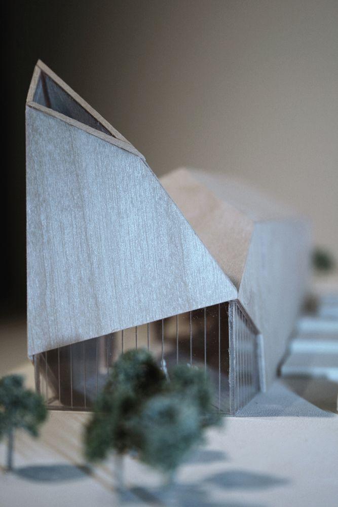 Image 10 of 12 from gallery of Norwegian Mountaineering Center / Reiulf Ramstad Arkitekter. Model 03