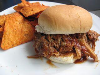 Recettes de Flipp: Porc déchiqueté en sauce BBQ à la Root Beer