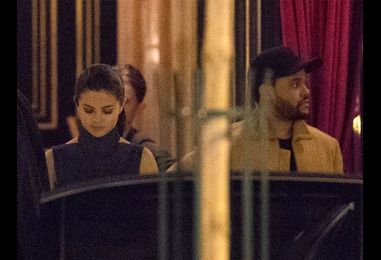 The Weeknd, Selena Gomez and Bella Hadid Close Encounters of Zee French Kind (PHOTOS)
