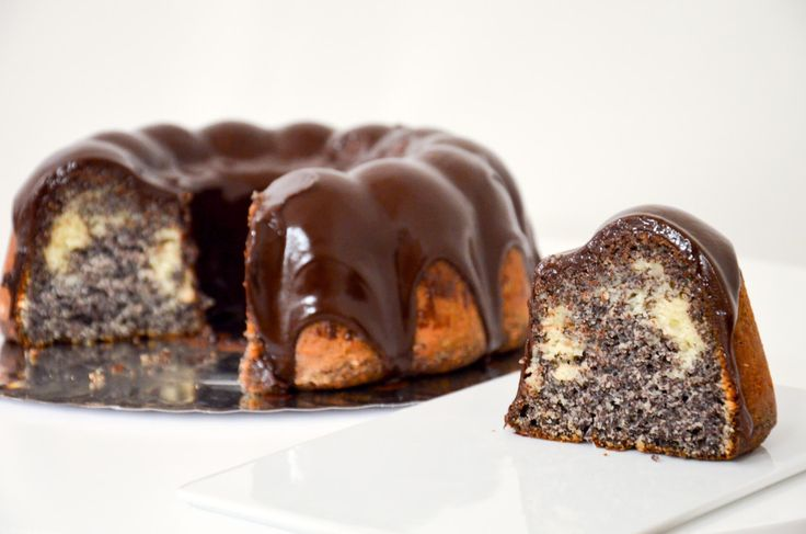 Mohn-Topfen-Gugelhupf | Baking Barbarine