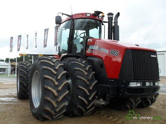 » CASE IH Steiger 385 For Sale Farm Machinery Sales Australia