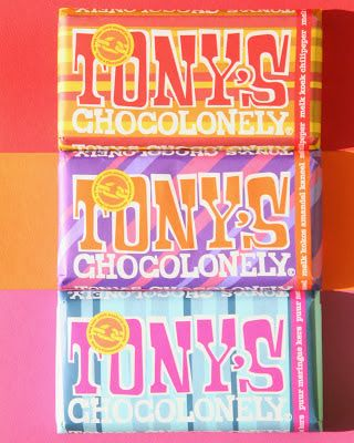 Annabel Helena: Limited Editions Tony's Chocolonely