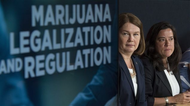 L'ancienne vice-première ministre du CanadaAnne McLellan présidera un nouveau groupe de travail dont le mandat sera de conseiller le gouvernement fédéral dans l'élaboration d'un projet de loi sur la légalisation et la réglementation de la marijuana.
