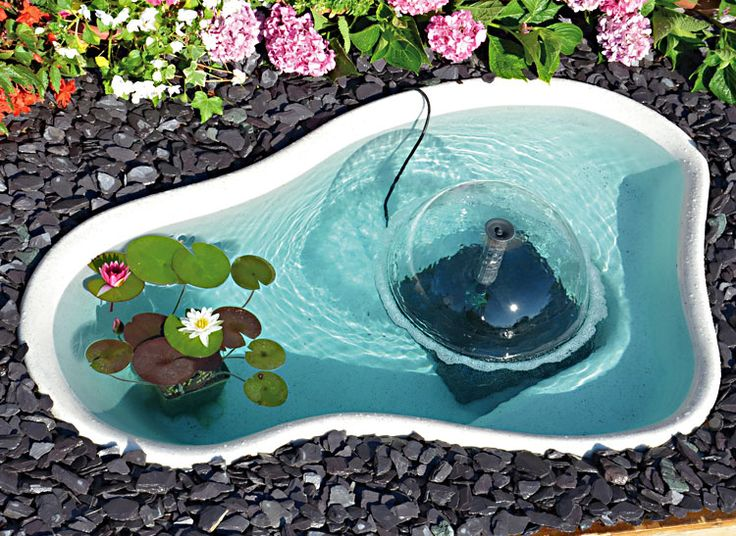 Oltre 25 fantastiche idee su laghetti da giardino su pinterest - Laghetti da giardino fai da te ...